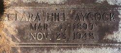 Clara Hill Aycock
