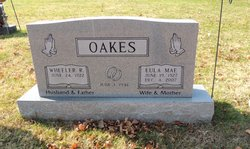 Eula Mae <I>Davis</I> Oakes