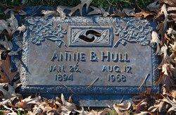 Annie Bell <I>Duffie</I> Hull