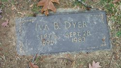 Iva B Dyer