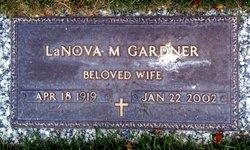 LaNova M. <I>Whitted</I> Gardner