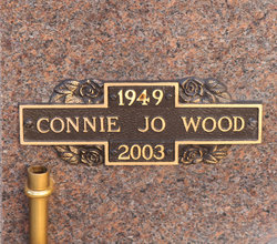 Connie Jo Wood