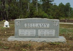 Mary Ellen <I>Carter</I> Bellamy