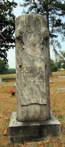 Carle R. Loetscher