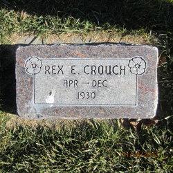Rex Ernest Crouch