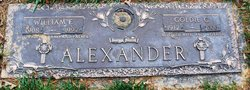 Goldie Gertrude <I>Schaeffer</I> Alexander