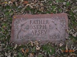 Joseph E Apsey