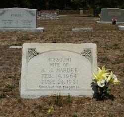 Missouri C. <I>Housand</I> Hardee