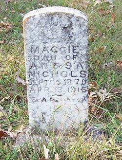 "Margaret Louisa ""Maggie"" Nichols"