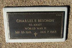 Charles E Besondy