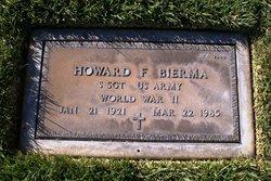 Howard F Bierma