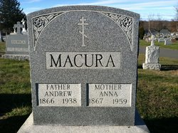 Andrew MACURA