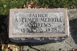 Adelmer Merrill Andrews