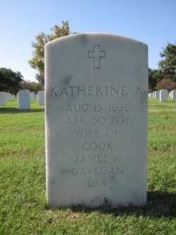 Katherine Ann <I>Liesmann</I> Gavegan