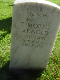 Timothy Arnold Newby