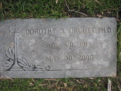 Dr Dorothy J. Orcutt