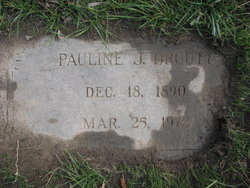 Pauline J. Orcutt