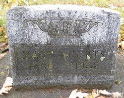 Mary Alice <I>Edwards</I> Curts