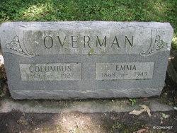 Columbus Overman
