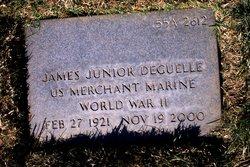 James Junior Deguelle
