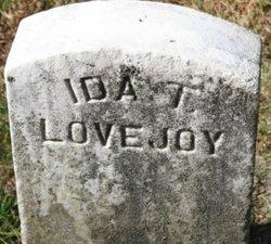 Ida Taylor Lovejoy
