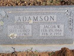 Jacob Walter Adamson