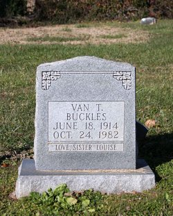 Van Thornton Buckles