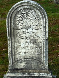 Harriet J <I>Whitcomb</I> Jones