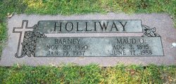 Maud O Holliway