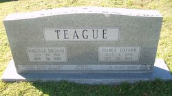 Pierce Oxford Teague