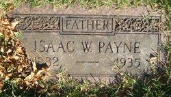 Isaac William Payne
