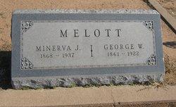 Minerva J <I>Keller</I> Melott