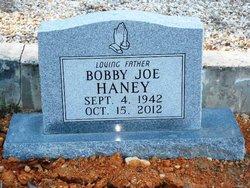 """Bobby Joe """"Bob"""" Haney"""