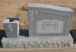 Janet Sue Robbins