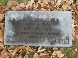 Dr George McPherson