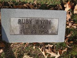 Ruby <I>Bowley</I> Wynn