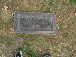 Fred C Parlow