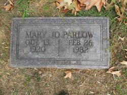 Mary Jo Parlow