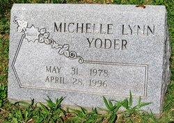 Michelle Lynn Yoder