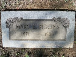 Mary E Riggins