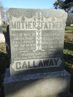 "Zachariah ""Uncle Butch"" Callaway"