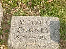 M Isabel Cooney