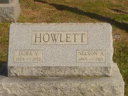 Dora V Howlett