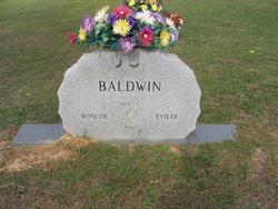 Evilee <I>Ramer</I> Baldwin