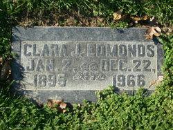 Clara J <I>Alexander</I> Edmonds