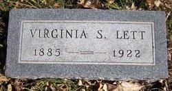 Virginia S Lett