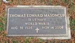 Thomas Edward Masoncup