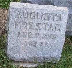 Augusta <I>Meier</I> Freitag