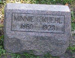 Minnie C. Kuehl
