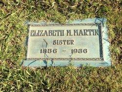 Elizabeth M. Martin